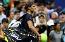 US Open 2015: Thua ngược Fognini, Nadal dừng chân ở vòng 3