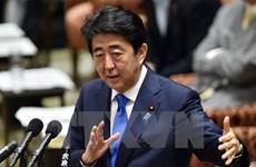 Nhật Bản: Thủ tướng Shinzo Abe được bầu làm Chủ tịch LDP