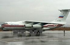 Ukraine đóng cửa không phận đối với các máy bay Nga tới Syria