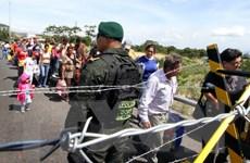 Ngoại trưởng Colombia và Venezuela thảo luận về khủng hoảng biên giới