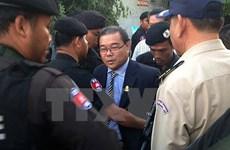 Campuchia bác đơn tại ngoại của nghị sỹ giả mạo hiệp định biên giới