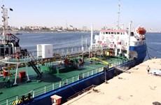 Lực lượng hải quân Libya bắt giữ một tàu chở dầu treo cờ Nga