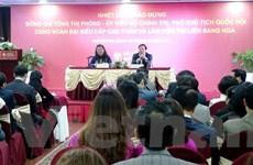Phó Chủ tịch Quốc hội gặp gỡ cộng đồng người Việt Nam tại Nga