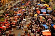 Chính phủ Ấn Độ đặt mục tiêu tăng trưởng 8-9% hàng năm
