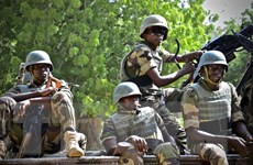 Nigeria bắt giữ 56 đối tượng tình nghi là thành viên Boko Haram