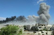 Pháp: Cuộc không kích của Nga tại Syria không nhằm vào IS