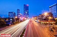 [Photo] Những bức ảnh tuyệt đẹp của Thủ đô Hà Nội khi đêm xuống