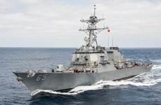 Mỹ triển khai tàu hộ vệ tên lửa tiên tiến nhất tại Nhật Bản