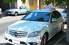 Mercedes triệu hồi 126.000 xe tại Mỹ do trục trặc túi khí