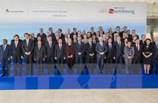 """Luxembourg ủng hộ phát triển """"Con đường tơ lụa"""" kết nối Á-Âu"""