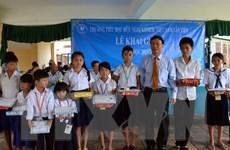 Học sinh Việt kiều tại Phnom Penh khai giảng năm học mới