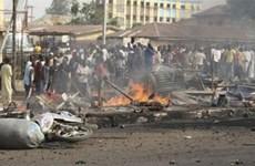 Đánh bom liều chết liên tiếp ở Iraq và Cộng hòa Chad