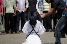Iran phản đối Saudi Arabia tử hình ba công dân nước này