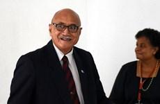 Ông Jioji Konrote tuyên thệ nhậm chức Tổng thống Fiji