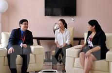 Đoàn đại biểu Đoàn Thanh niên Cộng sản Hồ Chí Minh thăm Cuba