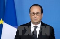 Tổng thống Pháp tuyên bố sẽ tăng cường các cuộc tấn công ở Syria