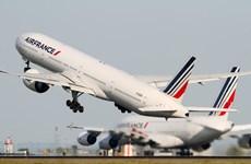 Các hãng hàng không châu Âu chịu ảnh hướng xấu do vụ khủng bố Paris
