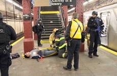 Thành phố New York diễn tập chống khủng bố trước Lễ Tạ ơn