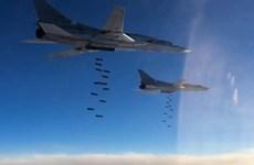 [Video] Nga đẩy mạnh chiến dịch quân sự chống IS tại Syria