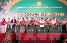 """Khai mạc Festival Trà Thái Nguyên 2015 """"Tinh hoa Trà Việt"""""""