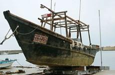 """Những """"con tàu ma"""" chở theo người chết dạt vào bờ biển Nhật Bản"""
