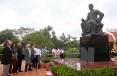 Khu lưu niệm Nguyễn Du sẽ trở thành địa chỉ văn hóa-du lịch quốc gia