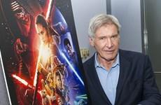 Harrison Ford bất ngờ để lộ chi tiết quan trọng trong Star Wars mới