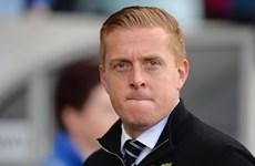 Chỉ giành được 14 điểm sau 15 vòng, Swansea sa thải Garry Monk
