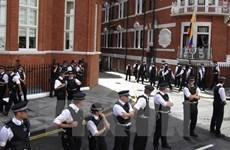 Cơ quan an ninh Anh bắt giữ 315 đối tượng tình nghi khủng bố