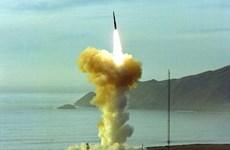 Mỹ thử thành công tên lửa đánh chặn lớp Aegis đặt trên mặt đất