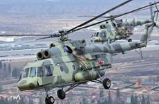 Nga phủ nhận cáo buộc xâm phạm không phận của Gruzia