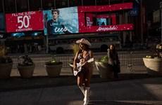 [Photo] New York đón mùa Đông ấm kỷ lục trong gần 100 năm qua