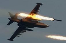 Nga tăng cường không kích hỗ trợ các lực lượng Syria chống IS