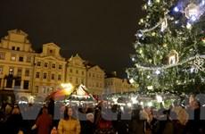 Khách du lịch đổ về Séc do lo ngại an ninh ở nhiều nước châu Âu