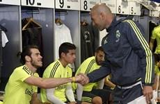 Zidane thừa nhận Gareth Bale ức chế vì Benitez bị sa thải