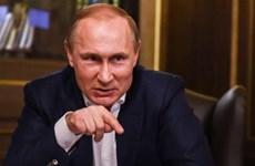Tổng thống Putin: Syria cần soạn thảo một bản hiến pháp mới
