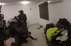 Cận cảnh đặc nhiệm Mexico đột kích vào hang ổ ông trùm El Chapo