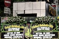 Cộng đồng quốc tế lên án vụ tấn công khủng bố ở Jakarta