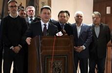 Macedonia quyết định giải tán quốc hội, mở đường cho bầu cử sớm