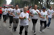 Toàn quốc hưởng ứng Ngày chạy Olympic vì sức khỏe toàn dân