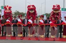 Đà Nẵng: Khánh thành và thông xe đường Nguyễn Tất Thành kéo dài