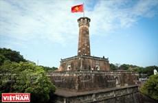 [Photo] Cột cờ Hà Nội - Biểu tượng của Thủ đô ngàn năm văn hiến
