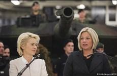 Bộ Quốc phòng Đức và Hà Lan hợp nhất nhiều đơn vị quân sự