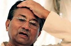 Toà án Pakistan ra lệnh bắt giữ cựu Tổng thống Musharraf