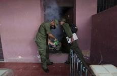 9.000 quân nhân Cuba tham gia cuộc chiến chống virus Zika