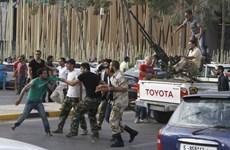 Các lực lượng Libya giành lại khu vực quan trọng tại Benghazi