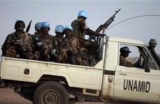 Nam Phi rút hết binh sỹ khỏi Sudan do gặp khó khăn kinh tế