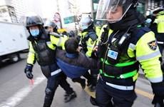 Hàn Quốc phá đường dây đưa 100 người Việt nhập cư bất hợp pháp