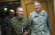 Chủ tịch Hội đồng Tham mưu trưởng Liên quân Mỹ thăm Israel