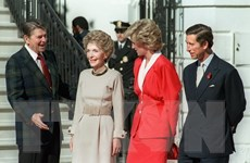 Sự nghiệp diễn viên của cựu đệ nhất phu nhân Mỹ Nancy Reagan